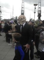 London MCM Expo - The Silent. by DoctorWhoOne