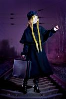 The Galaxy Express 999 by michivvya
