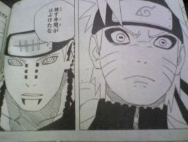 Naruto 430 spoiler pic by Thecmelion