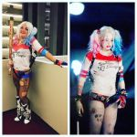 Suicide Squad Harley Quinn by TyberCoon