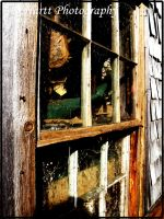 Old Window by photographygirl13