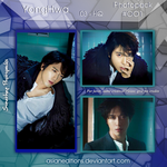 +JUNG YONG HWA | Photopack #OO1 by AsianEditions