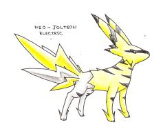 Neo-Jolteon by tk36477