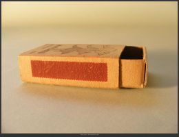 Unrestricted Object Stock - Matchbox 28 by shelldevil