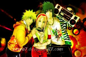 Team 7: Hip Hop style by Lesya7
