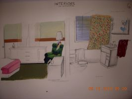 INTERIORS 2- NABA project by spoiler91