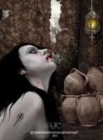 El refugio by vampirekingdom