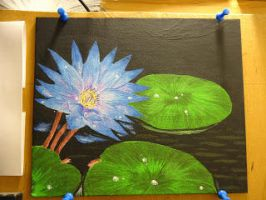 Waterlily by NAD-LifeOfficial