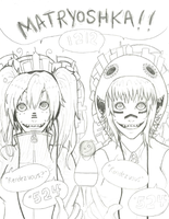 Vocaloid - Matryoshka by Spaniel122