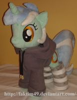 Lyra with hodie and socks by faktim49