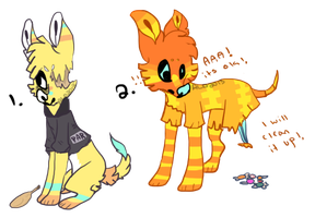 .:Pinata Adopts Batch 1:. (CLOSED) by Annie-bellie