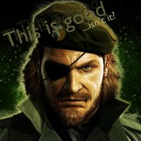 Big Boss Avatar by Jim103