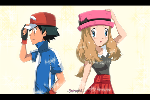amourshipping time by hikariangelove