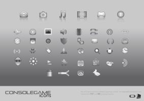 GameConsole Icons by Markus606