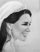 The Duchess of Cambridge by rosene547
