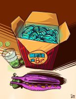 Foreign Food by vandalk