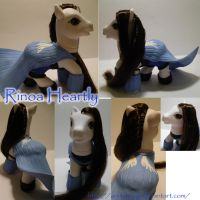 Rinoa Heartly FFVIII by AnimeAmy