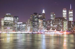 NYC Skyline 2001 - V2 by DGJ13