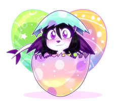 COM: Eggciting by MimiMarieT