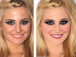 Pixie Lott  - retouch by BTTRFLYKISS