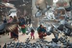 Durbar Square by padraig13