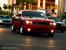 Challenger on the Prowl by Swanee3