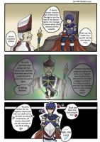Marth, Yuri's your descendent by Shoha