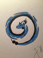 .:Dragonair:. by ThunderJess