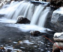 Tahoe-Emerald Bay Falls 5 by The-Assistant