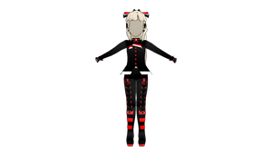 MMD MB Mayu Set dl by mbarnesMMD