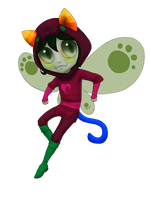 HS Beta God Tier: Nepeta [Soft] by SanchaySquirrel