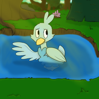 Gen 5 Collab - Ducklett