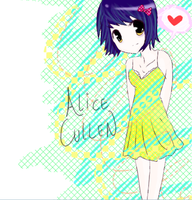 Alice Cullen by shiriomi