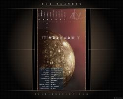 The Planets - Mercury by Hameed