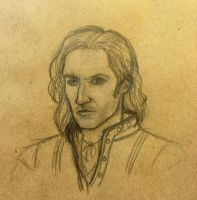 Guy of Gisborne by Felis-Irbis