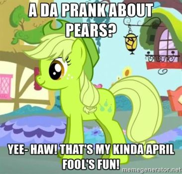 Fun for Pearjack by DisneyBrony2012