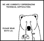 Technical Difficulties by ivantek81