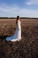 White bride stock 3 by Aphoticbeauty