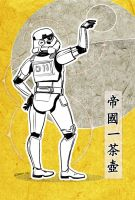 Tea Pot Trooper by Cocoz42