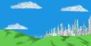 The City on the Hills by r-sepko