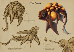 Bio-Diverse Colony - Scout by Tchukart