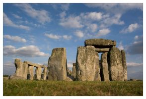 Stone Circle by rugbymouth