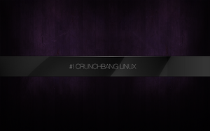 CRUNCHBANG LINUX - Request by DLKreations