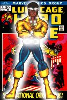 Classic Luke Cage by RWhitney75