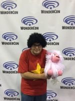 Steven Universe At WonderCon 1 by Closer-To-The-Sun