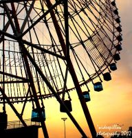 Ferris Wheel by widexpillow