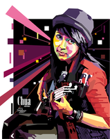 Chua in WPAP by setobuje
