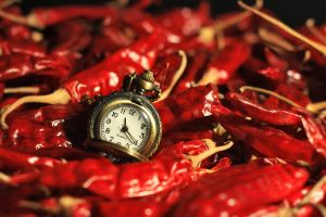 spicy time by KaterinaRaed