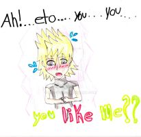 ventus-you like me?? by ReveVen