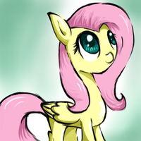 Fluttershy by PegasisterCake